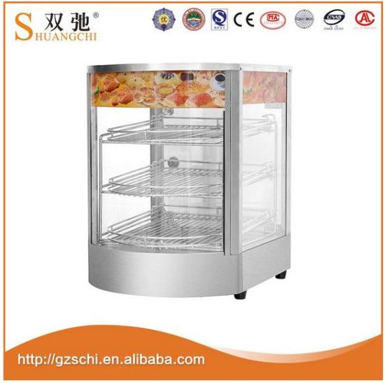 Electric Food Glass Window Warming machine Sc-3np