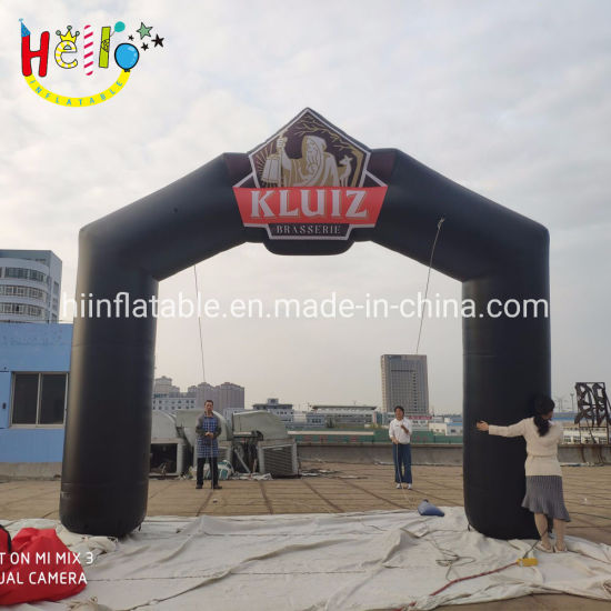 Logo Printing Inflatable Entry Arch Inflatable Archway Gate Inflatable