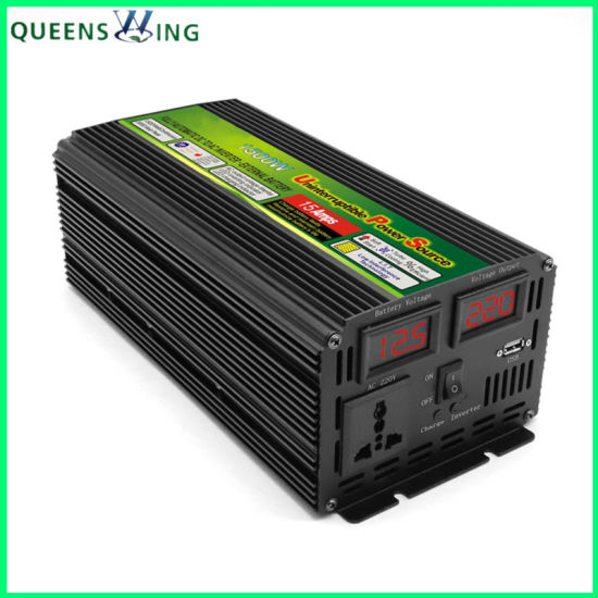 1500W//3000W Car Home Camping Power Inverter DC 12V To AC 110V Converter Adapter