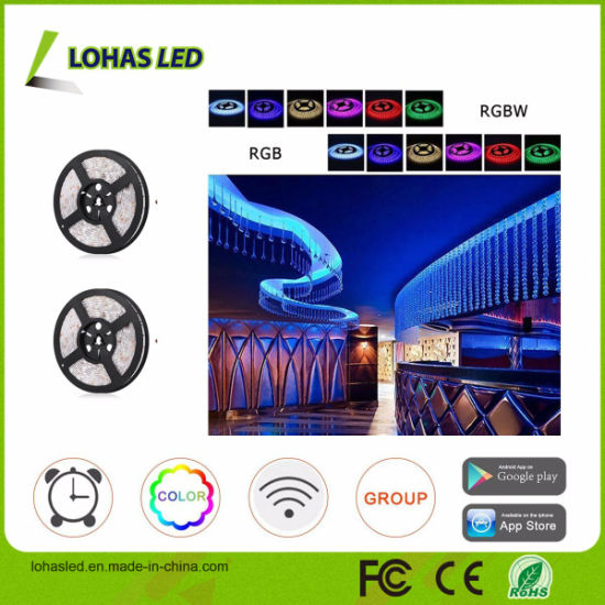 WiFi Smart Waterproof 5050 SMD RGB LED Strip Light Kit pictures & photos