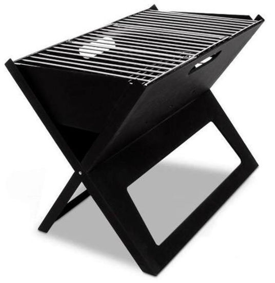 Easy Carrying Folding Portable BBQ Grill Charcoal Barbecue Grill