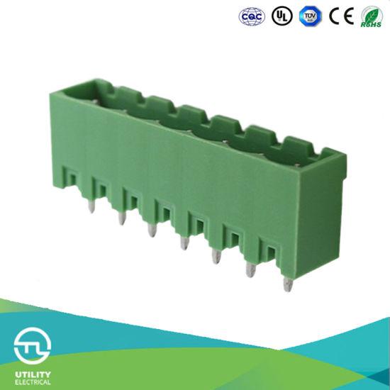 china pcb printed circuit board terminal block connector china pcb rh zjutl88 en made in china com Circuit Board Wire Connectors Circuit Board Layout