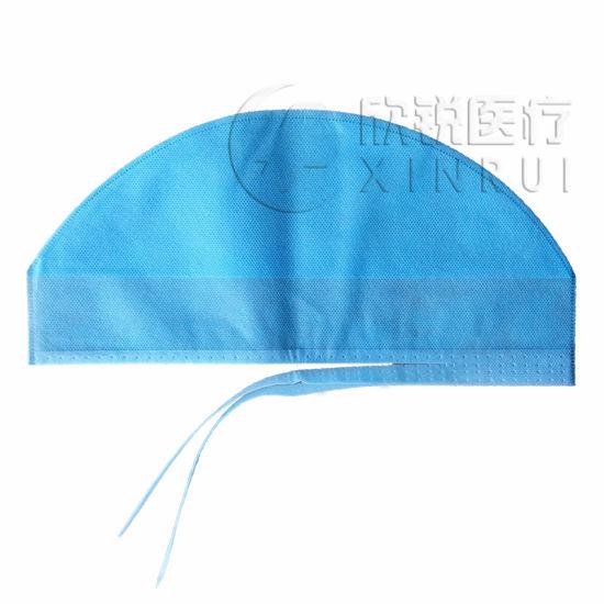 Disposable Medical Doctor Cap Surgeon Cap Surgical Cap