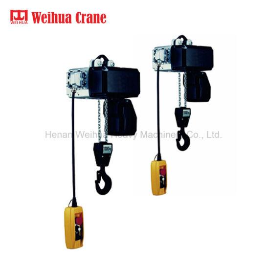 Weihua 5 Tonne Nitchi Electric Chain Hoist