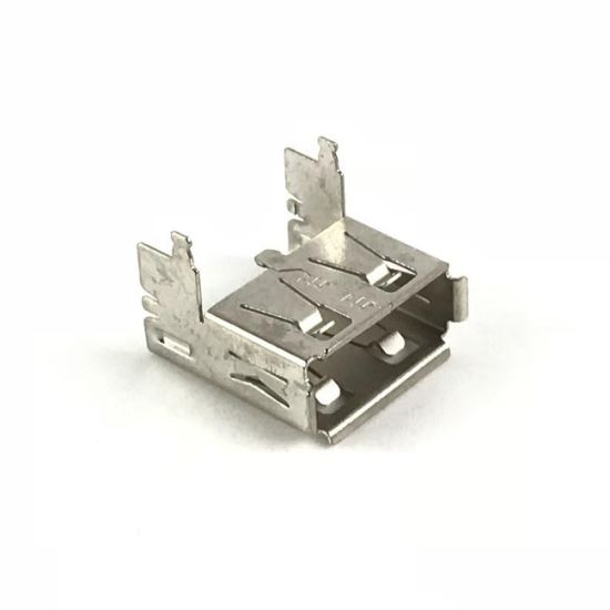 ISO Manufacture Female/Male Power Socket Copper USB Connector