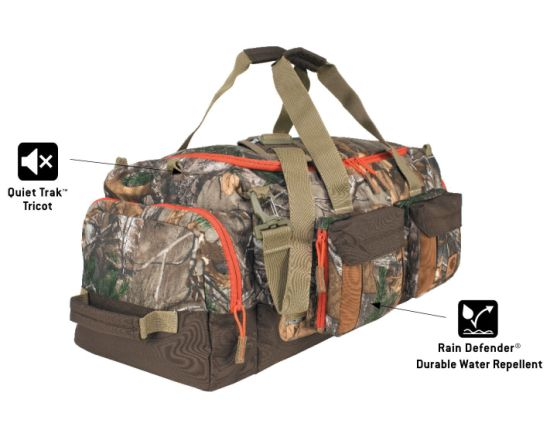 Hunt Realtree Camo Travel Duffel Gear Bag pictures & photos