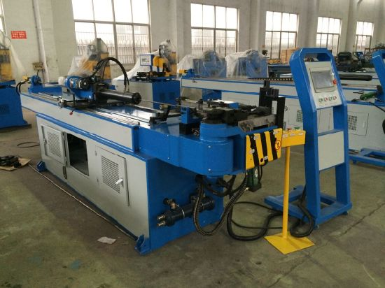 Economic Three Dimensional Pipe Bending Machine (50NCBA) pictures & photos