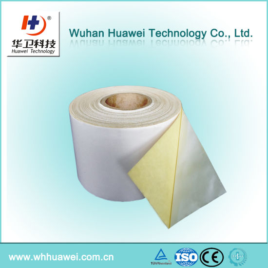 Medical Raw Material Wound Care Chitosan Dreesing Pad. Disposable Fabric Dressing Pad for Wound Dressing. Raw Material for Adhesive Chitosan Wound Dressing.
