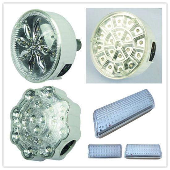Fire Rechargeable LED Emergency Light (HK-4519)