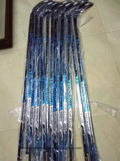 2018 New Model Bauer 2n PRO Ice Hockey Sticks Made in China pictures & photos
