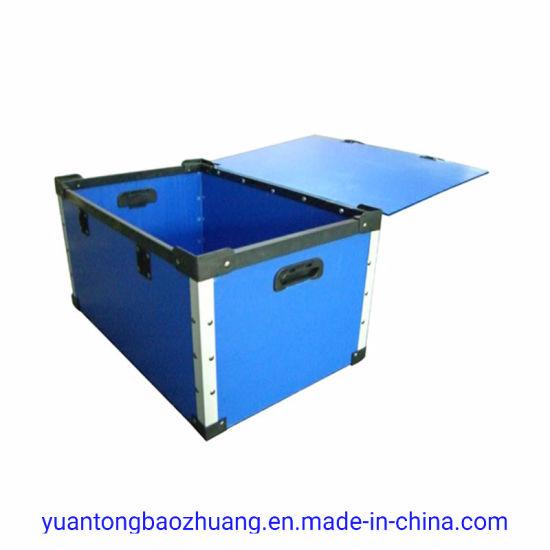 PP Environmental Protection Materials Flame Retardant Turnover Box
