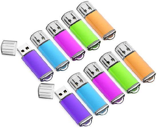 Cheaper USB Flash Drive for Computer Metal Key Shape Flash Memory
