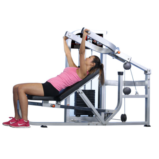 Chest Press/Should Press Double Function Multi Fitness Equipment Gym pictures & photos
