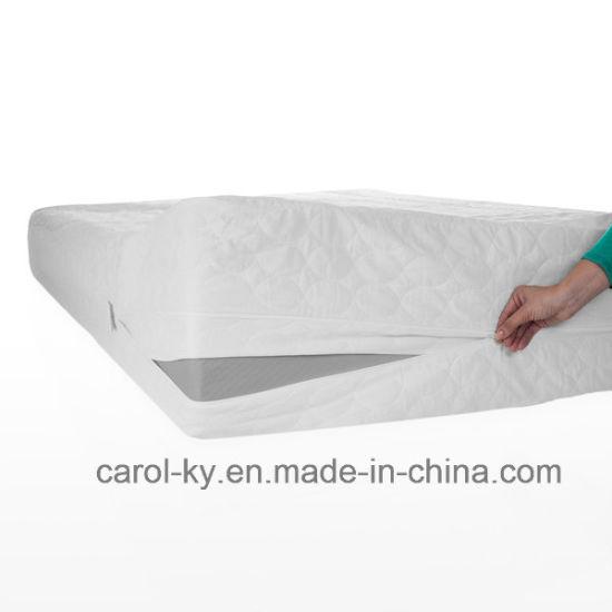 China Ultimate Bed Bug Blocker Zippered Mattress Protector China