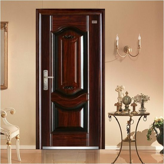 2019 Latest Main Steel Door Design For Exterior Jw 821