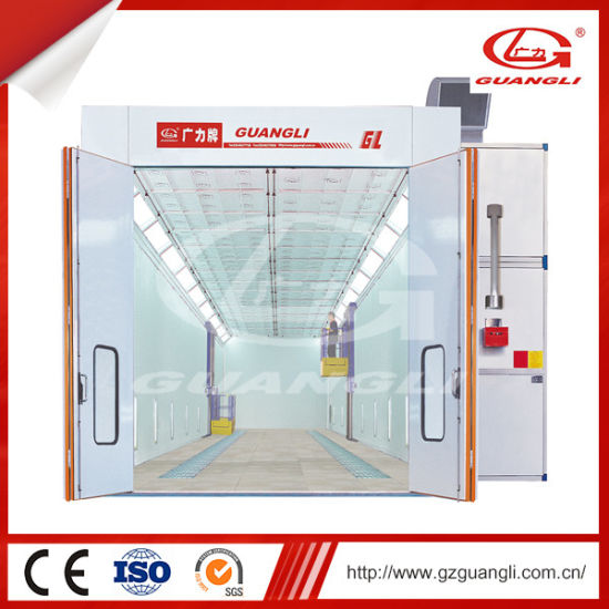 Professional Reliable Truck Bus Spray Painting Baking Booth Garage Equipment Tool Pictures Photos