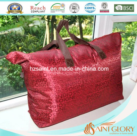 Custom China Pure Mulberry Silk Bedding Set Quilt Comforter