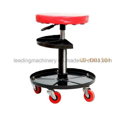 Terrific Pneumatic Rolling Adjustable Mechanic Stool Seat Ibusinesslaw Wood Chair Design Ideas Ibusinesslaworg