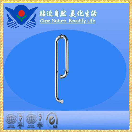 Xc-B2702 Stainless Steel Handle Bathroom Big Size Door Pull Handle pictures & photos