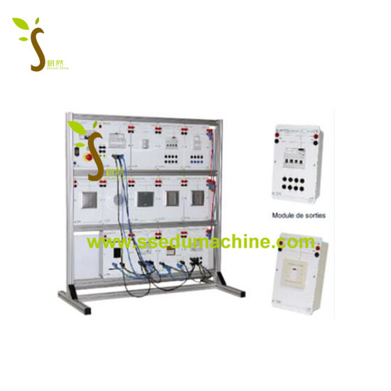 Porter Audio Didactic Bench Building Automation Trainer Teaching Equipment Educational Equipment