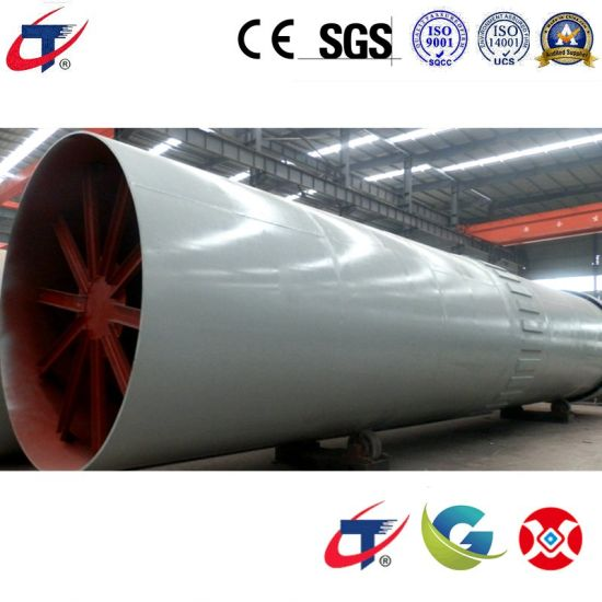 Gaogong Group Rotary Drum Dryer for Metal, Fertilizer and Thiamine