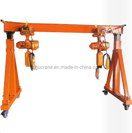 6.5ton Mobile Mini Gantry Crane Price