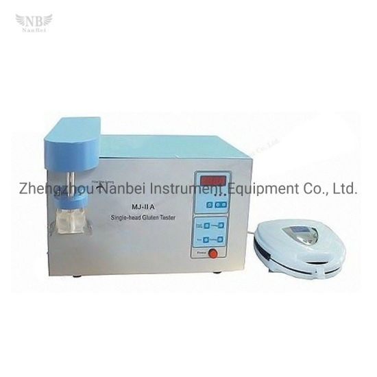Single-Head Gluten Tester for Wheat Flour Factory Quality Inspection pictures & photos