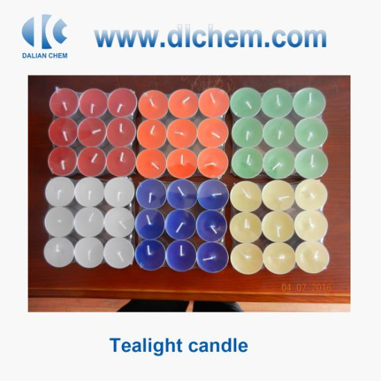 Hot Sale Excellent Quality Various Color Paraffin Wax Tealight Candles#09 pictures & photos