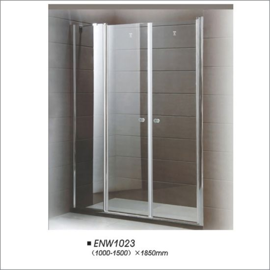 Tempered Glass Screen Shower pictures & photos