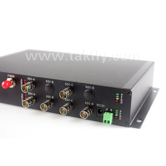 Takfly 6CH HD-Sdi Video Converter pictures & photos