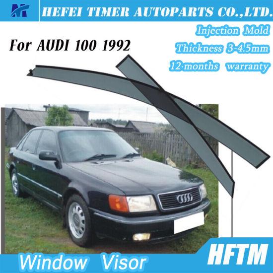 Car Parts 100 Matched Window Visors Door Visor For Audi 100 1992
