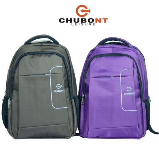 db204329f379 China Chubont New Waterproof Laptop Bag Backpack Size 18