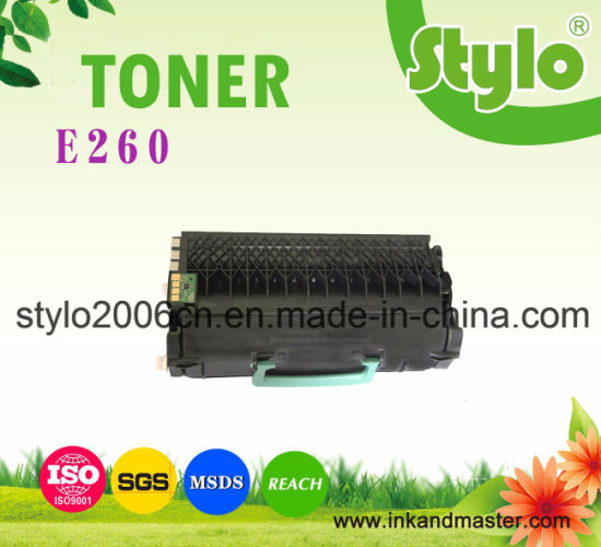 Printer Toner Compatible Lexmark Laser Toner Cartridge E260