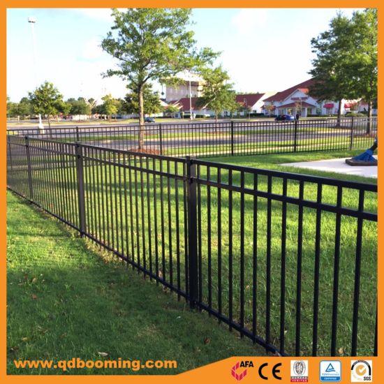 Superbe Ornamental Steel Aluminum Garden Fence
