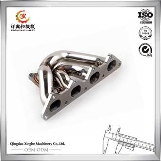 Customized Stainless Steel 2 3 5 Way Instrument Valve Exhaust Manifold pictures & photos