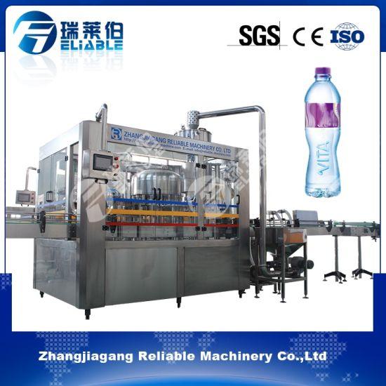 China Best Pure Water Filling Machine For Pet Bottle China Pure Water Filling Machine Water Filling Machine