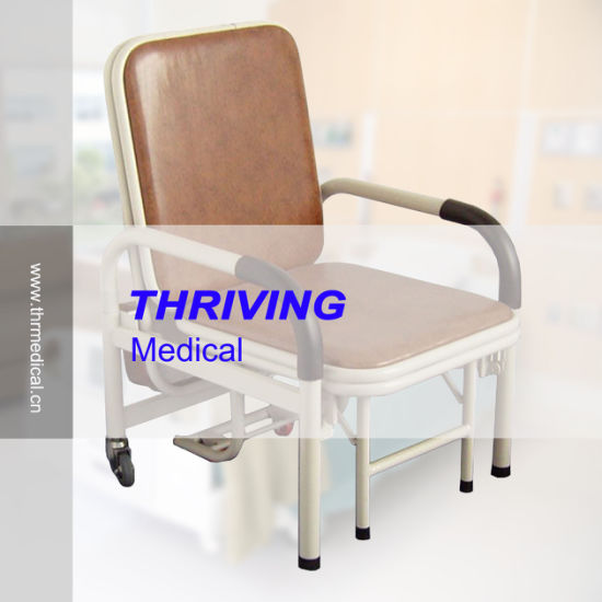 Thr-Lp001 Foldable Medical Accompanying Chair pictures & photos