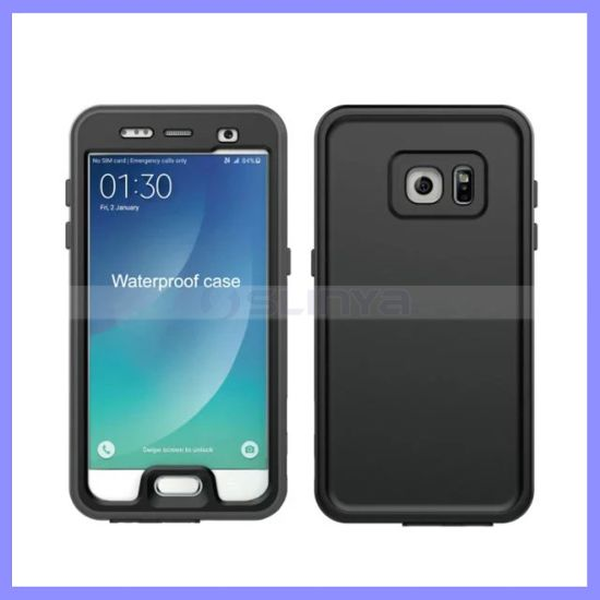 Hard Full Protective Cover Driving Swimming Waterproof Mobile Phone Case for Samsung S7 pictures & photos