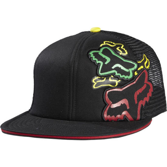 New Arrival Custom Mesh Snapback Embroidery Patch Trucker Hats