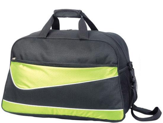 Green Duffle Bag for Men and Women