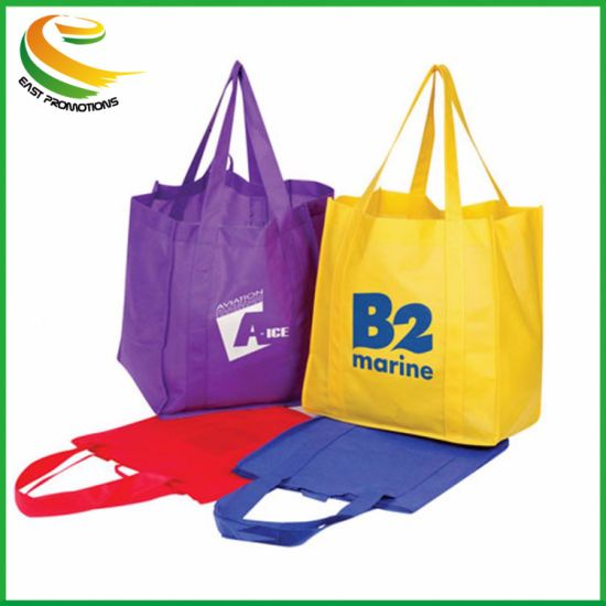 Professional Grocery Bag Non Woven Bag for Promotion Gift pictures & photos