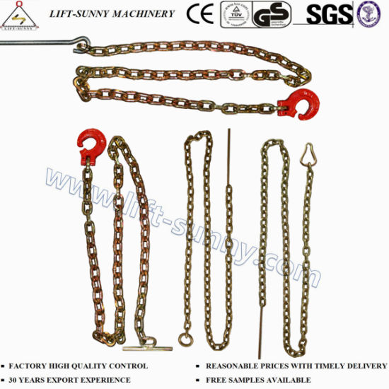 G80/G70 Forest/Choker Chain with Hook and Steel Needle pictures & photos