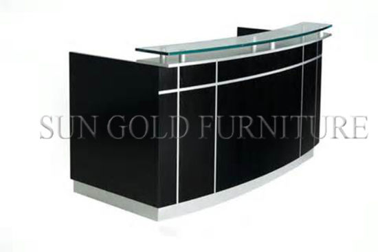 China Modern Simple Elegant Design Office Small Reception Desk Sz Rt040 China Reception Table Wood Reception Desk,White Frame Designer Sunglasses