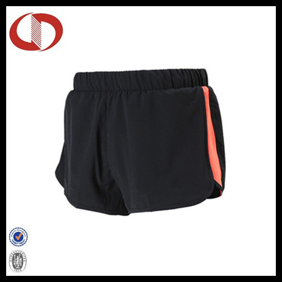 100% Polyester Breahable Sports Running Shorts for Women pictures & photos
