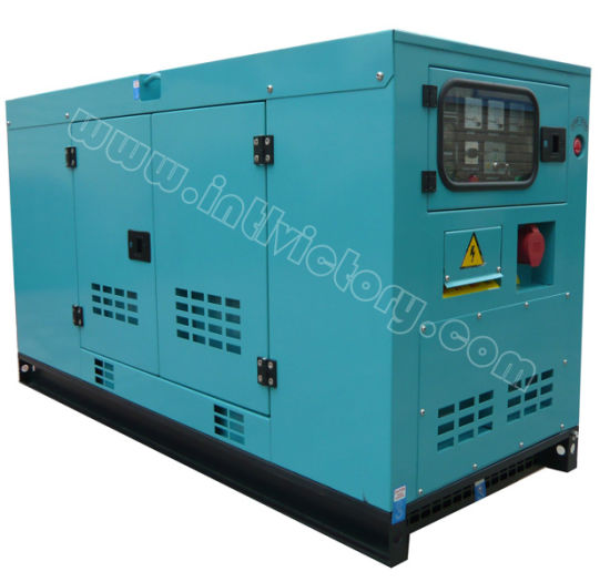 80kw/100kVA Cummins Engine Diesel Generator with CE/Soncap/CIQ Approval pictures & photos