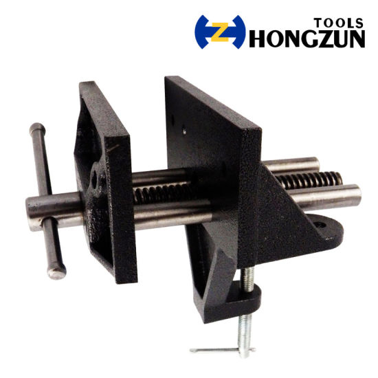China Portable Type Woodworking Vise For Wood Working China