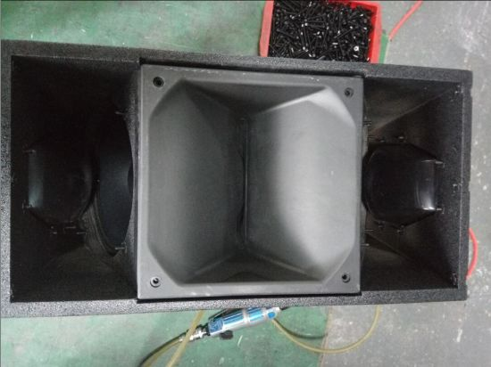 "Max Spl: 139dB 800watts RMS 2*10"" Neodymium Q1 Line Array pictures & photos"