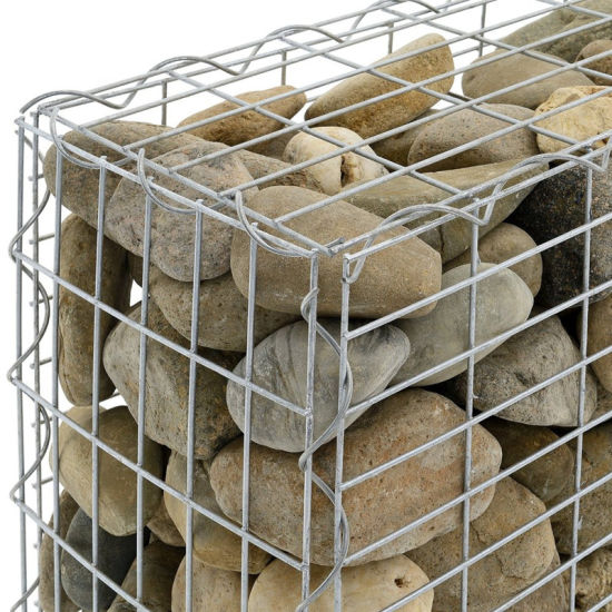 ISO9001 Heavily Galvanized Welded Gabion Netting Made in China pictures & photos