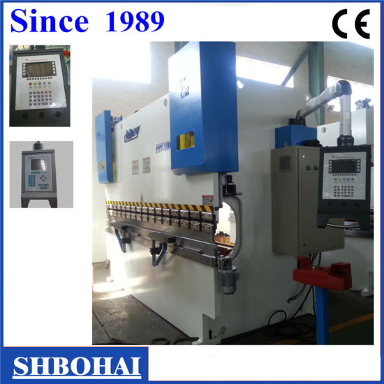 China 4 Axis Hydraulic Electro CNC Press Brake Machine (PPBH