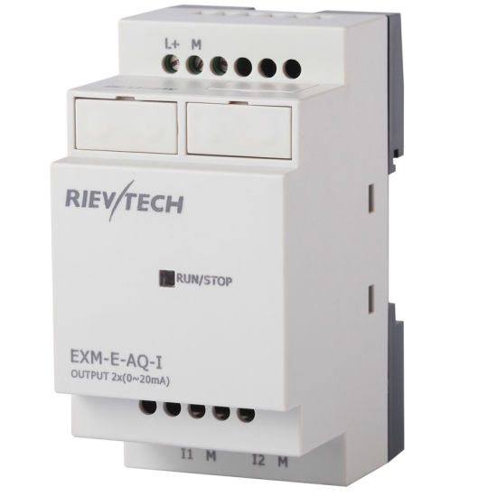 Factory Price Programmable Logic Controller PLC Expansion (Programmable Relay Expansion EXM-E-AQ-I)